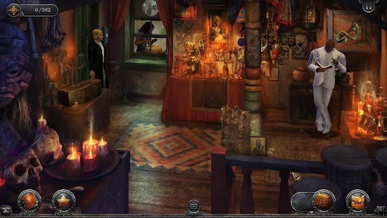 Gabriel Knight Sins of Fathers Screenshot