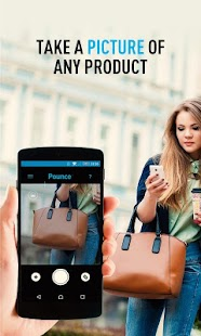 Pounce – Shop by taking photos Screenshot