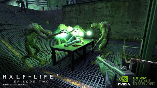 Half-Life 2: Episode Two Screenshot