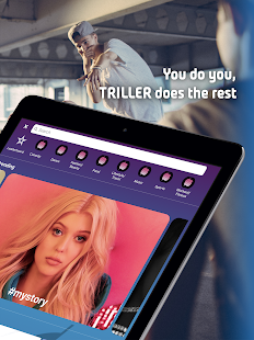 Triller - Music Video Maker Screenshot