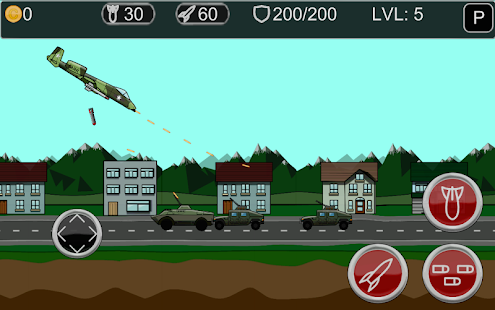 Close Air Support Screenshot