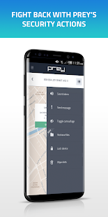 Prey Anti Theft: Find My Phone & Mobile Security Screenshot