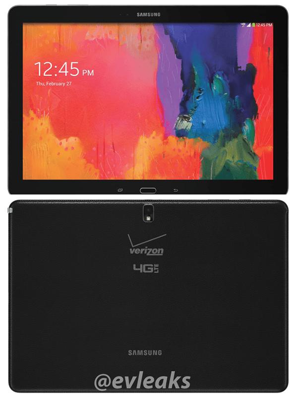 Galaxy NotePro 12.2 (source EVleaks)