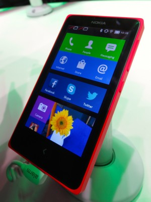 Nokia X, source Rob Pegarero/ Flickr