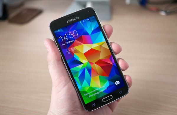 Samsung Galaxy S5, source Karlis Dambrans/Flickr