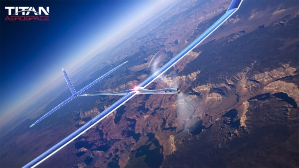 Titan Aerospace, source Droid-life.com