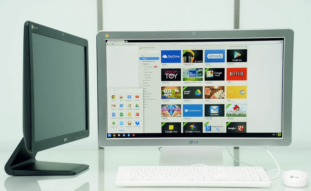 Chromebase, source LGe/ Flickr