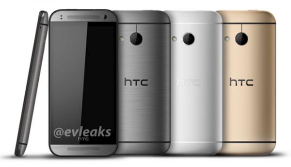 HTC One Mini 2 M8, source EVLeaks