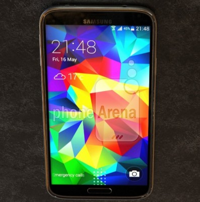 Leaked Galaxy S5 Prime, source PhoneArena