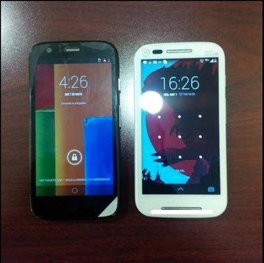 Motorola Moto E, source Androidpolice