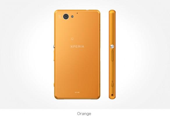 Xperia orange