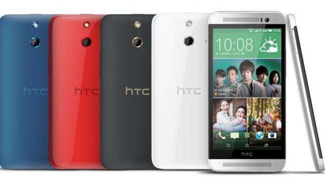 HTC One E8, source HTC