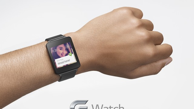 LG GWatch, Source LG Korea/ Flickr