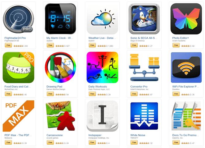 Amazon appstore games