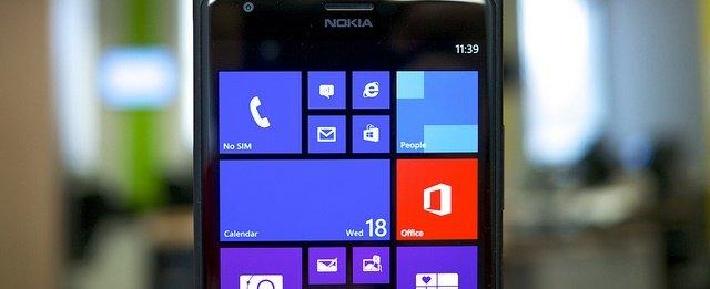 Nokia Windows Mobile