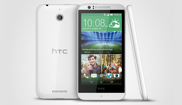 HTC Desire 510, source HTC