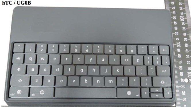 HTC Nexus 9 keyboard