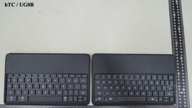 HTC Nexus 9 keyboard 2