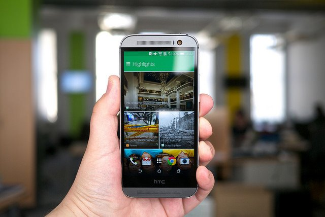 HTC One M8, Source Karlis Dambrans/ Flickr