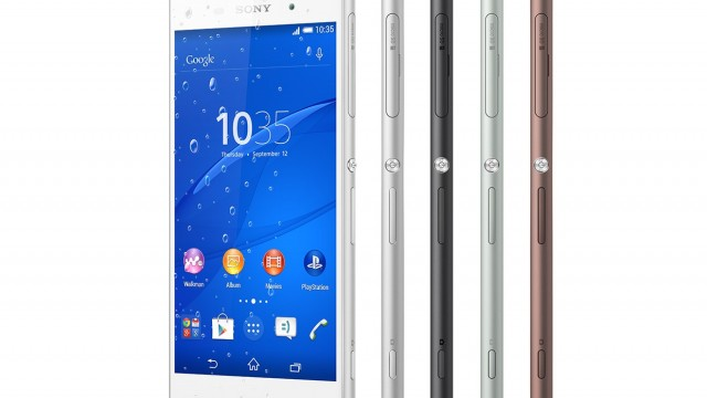 Sony Xperia Z3, Source AndroidPolice