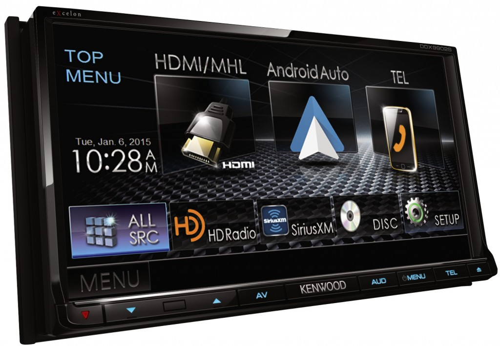 Kenwood car system