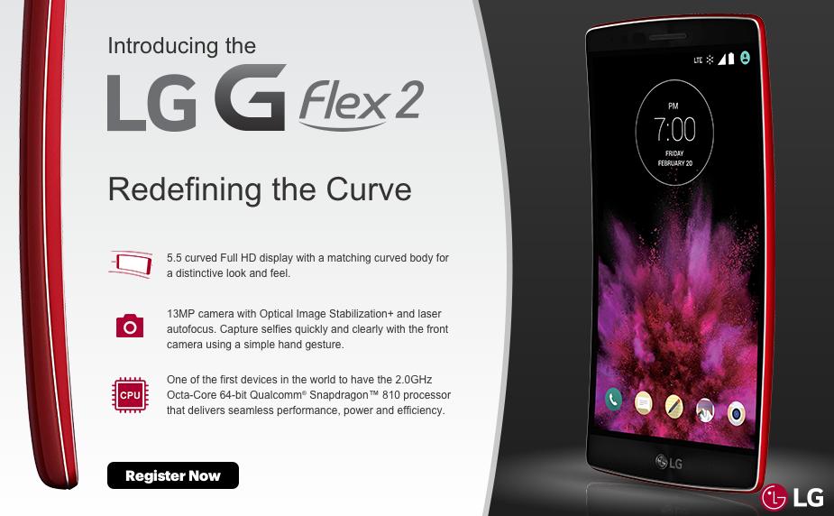 LG GFlex 2