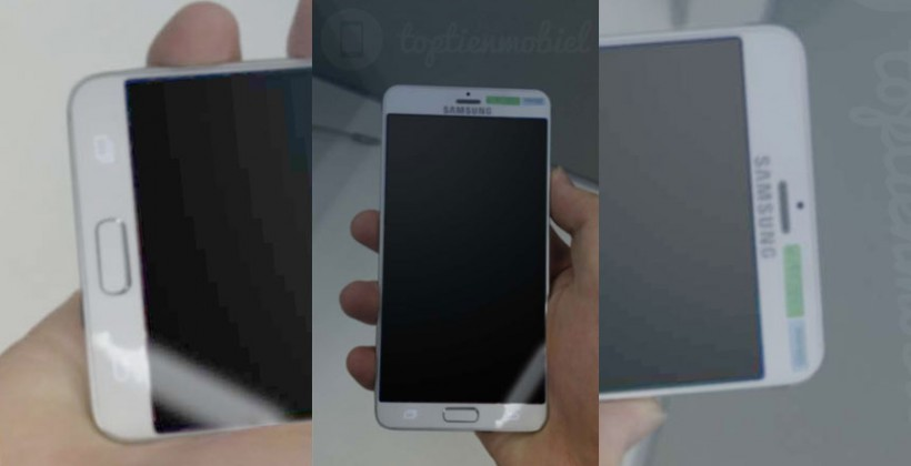 Samsung Galaxy S6 leak, source toptiermobiel