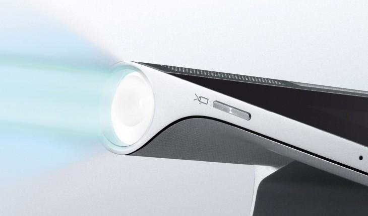 Lenovo yoga pro 2 projector