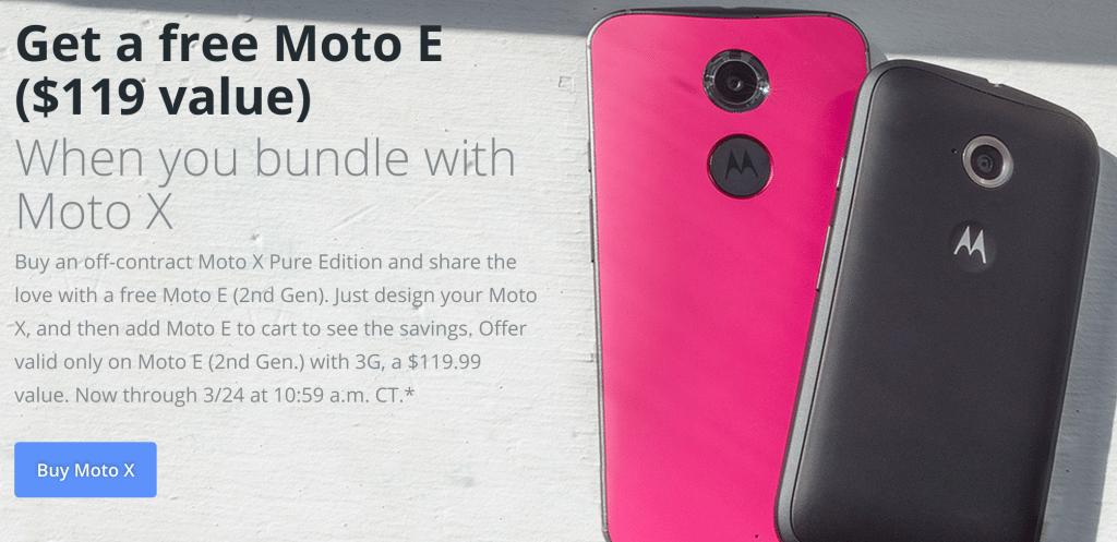 Motorola deal