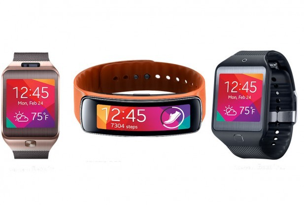 Samsung Wearable, source redorbit.com
