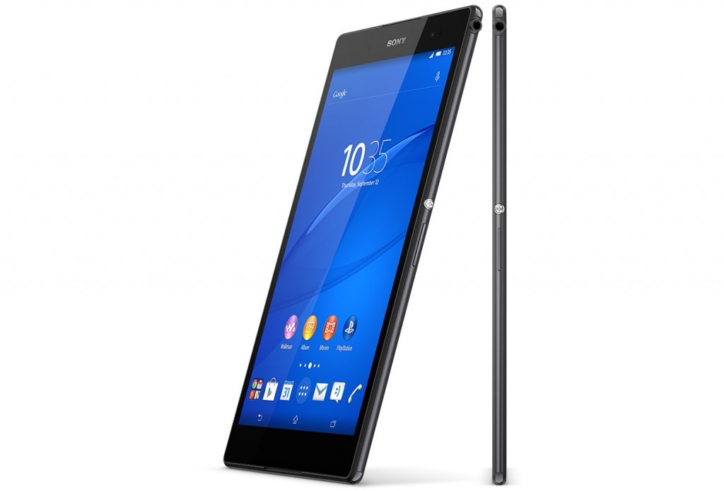 Xperia Z3 tablet