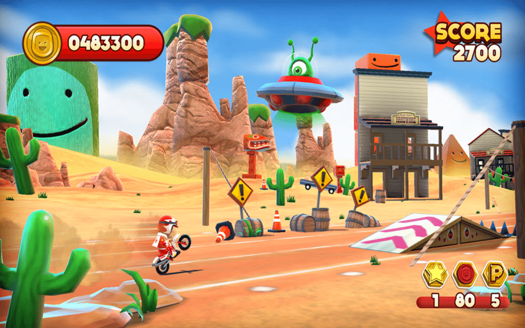 Joe Danger game