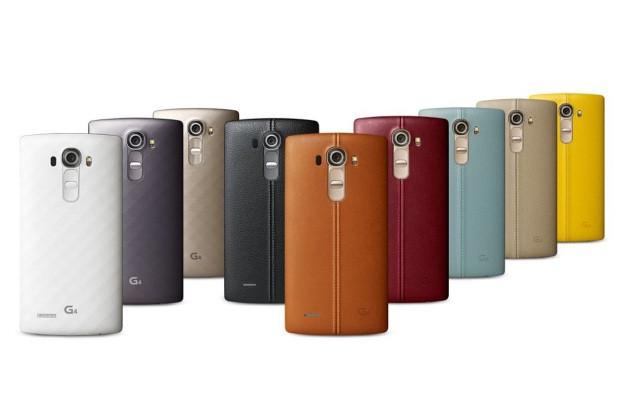 LG G4 backs