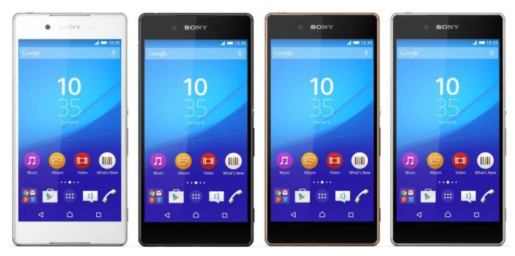 Sony xperia 4
