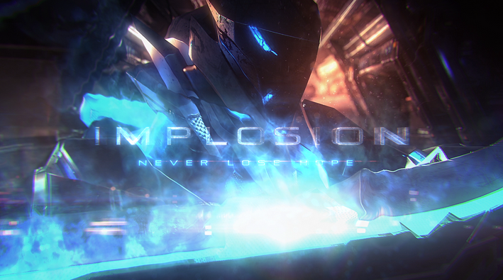 Implosion game