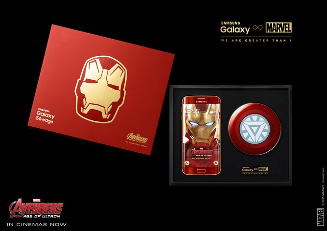 Iron Man edition