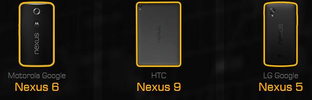 Nexus skin