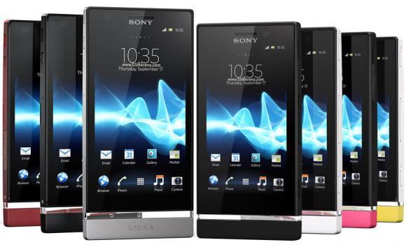 Xperia phones