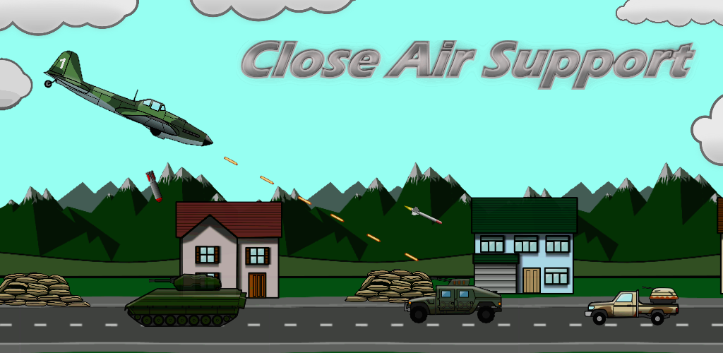 air support close