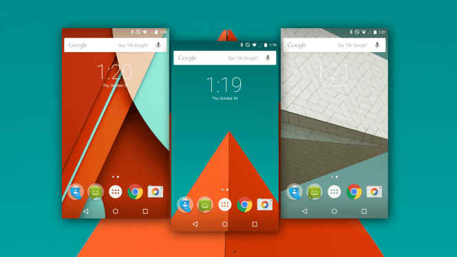 Android lollipop mobile radio active