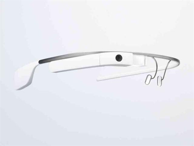 Google Glass augmented reality