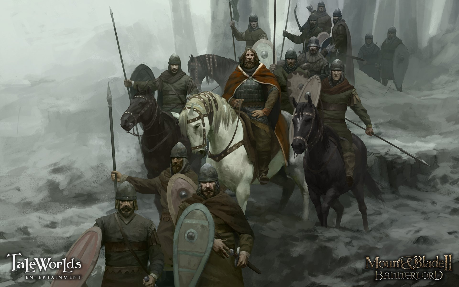 Mount & Blade 2 Bannerlord trailer