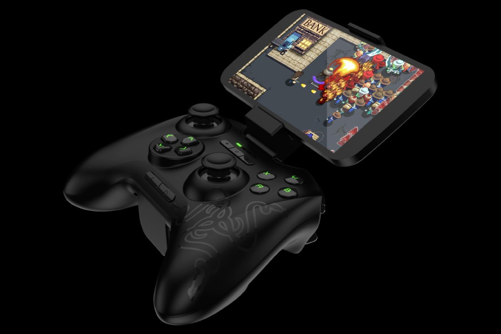 Razer gamepad