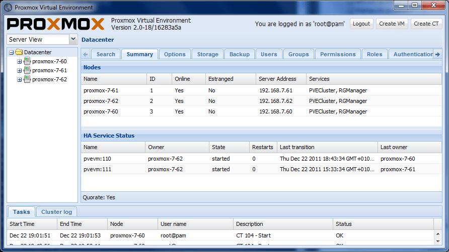 Proxmox iso upload method