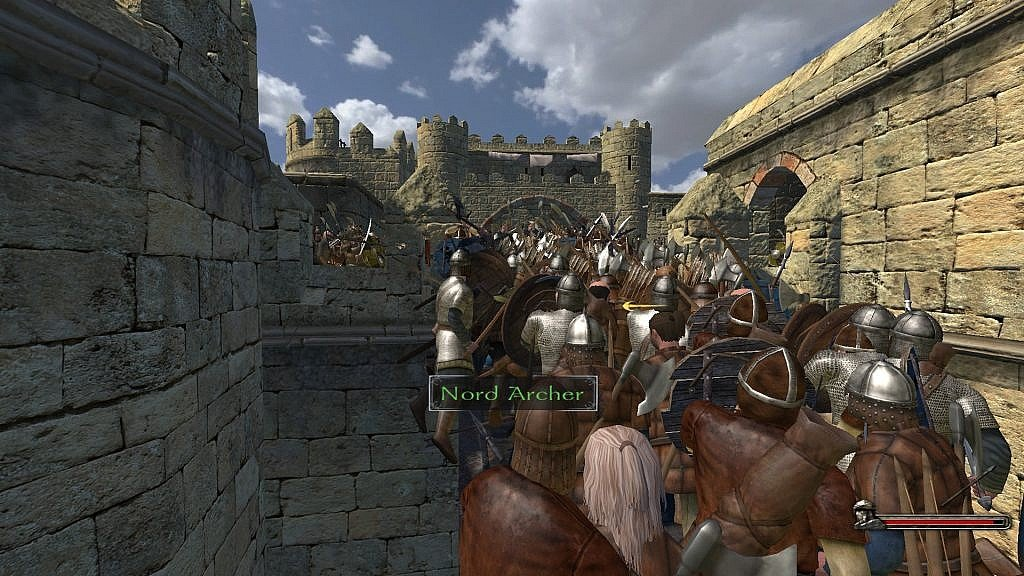 Mount & Blade Large battle