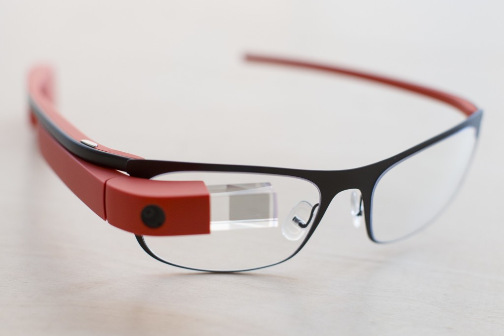 The new Google Glass