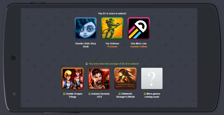 Mobile Humble Bundle