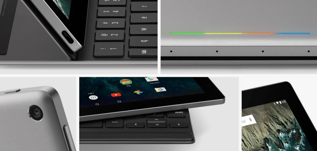 Pixel c laptop
