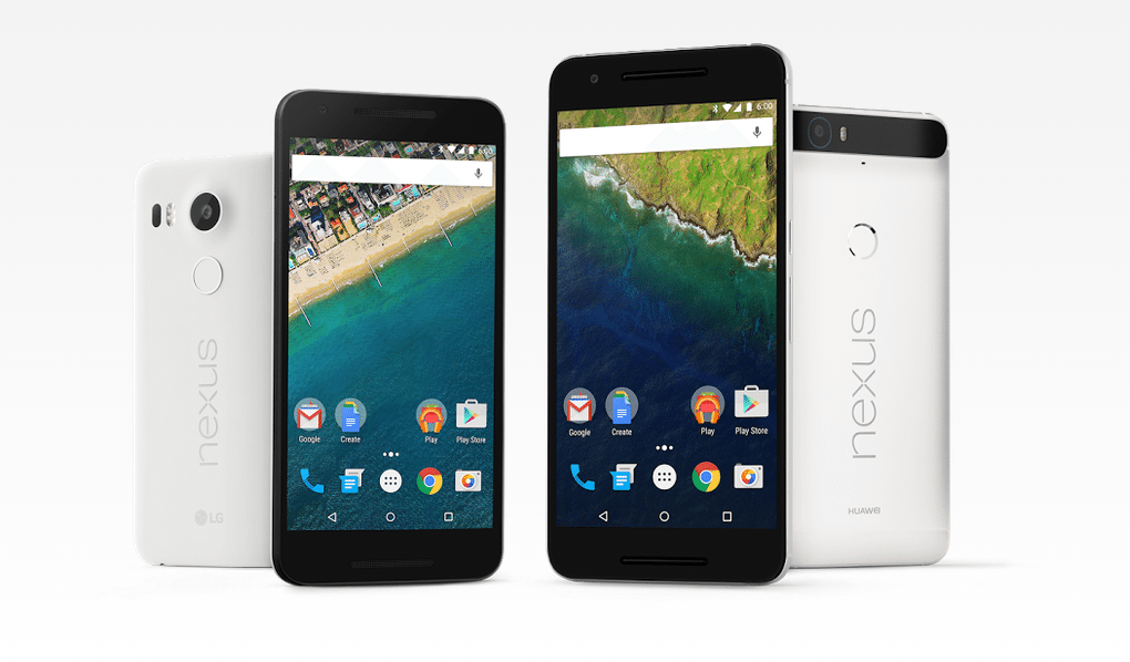 Nexus 2015 devices