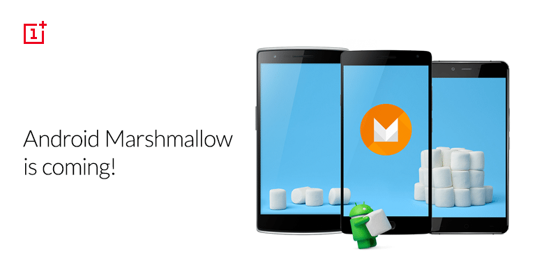 Marshmallow update